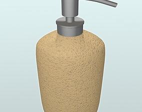 Liquid soap dispenser 3D