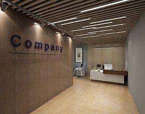 Office Corner 3D house