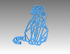 Cat for 3d print