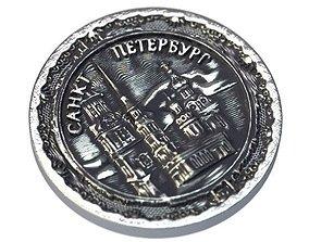 3D printable model Petropavlovsk fortress