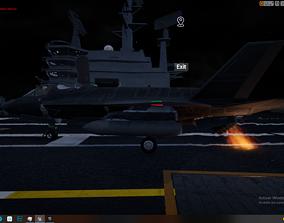 3D model Lockheed Martin F35-A F35-B F35-C Lightning