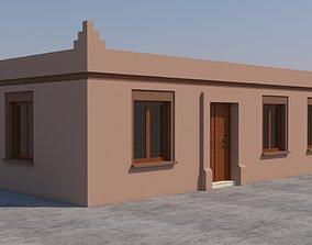 Moroccan House Marrakech 3D