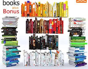 202 books plus BONUS 3D