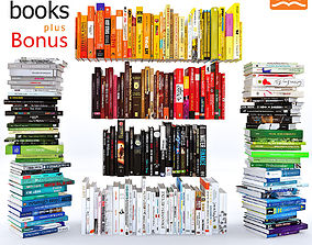 202 books plus BONUS 3D