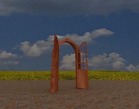 Main Door 3D model