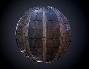 Sci-Fi Military Seamless PBR Texture 21 3D model