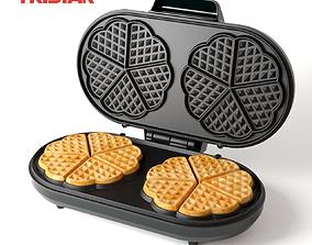 Waffle maker Tristar WF-2120 3D