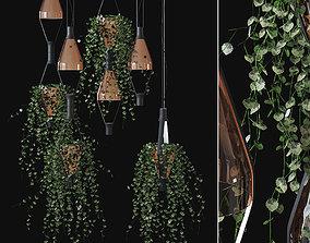 KUNDALINI VICEVERSA Hanging lamp 3D