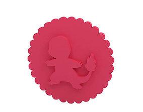 cookies Cookie stamp - Stamp 3D printable model