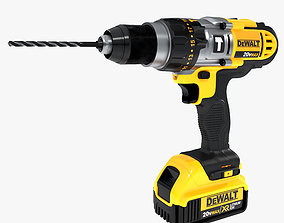 3D Cordless Power Drill