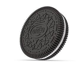 cookie Oreo Cookie 3D model