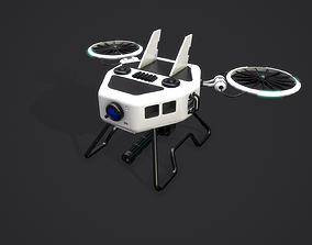 3D model Drone RX