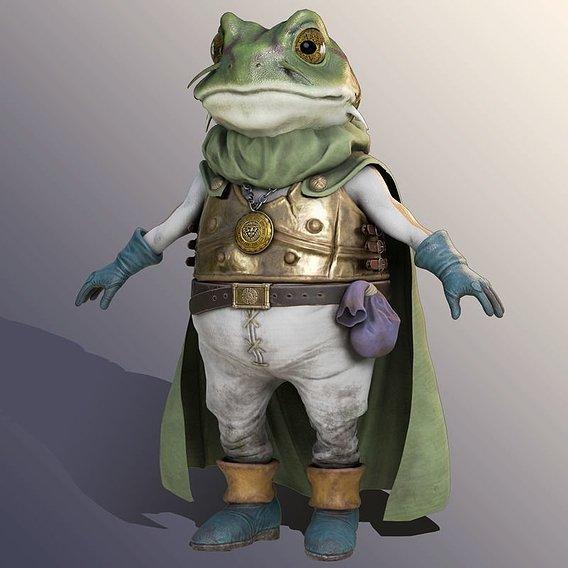 Frog (Chrono Trigger)
