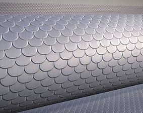Roof Tiles 1 Texture Set 31 3D asset