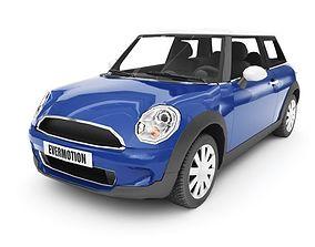 car 41 am132 3D model