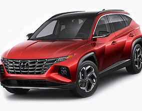 Hyundai Tucson 2021 US 3D