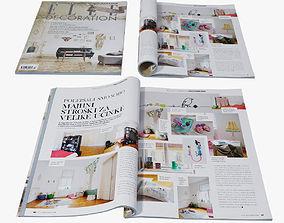 magazine 3D model