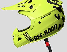 Helmet Off-Road 3D