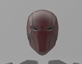 Batman Red Hood IJ2 Helmet INJUSTICE 2 3D printable model
