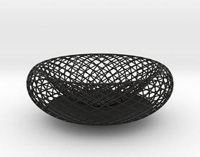 3D printable model Wiry Bowl