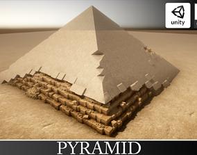 Ancient Pyramid 3D