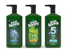 3D model Irish Spring Body Wash