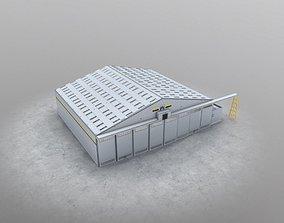 3D model EGCC Hangar 3