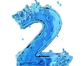 3D Liquid number 2