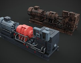 3D PBR heater Machinery device