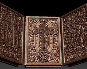 other cover of the bible 3D print model