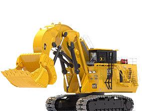 3D Mining Excavator
