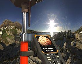 3D model GNSS equipment