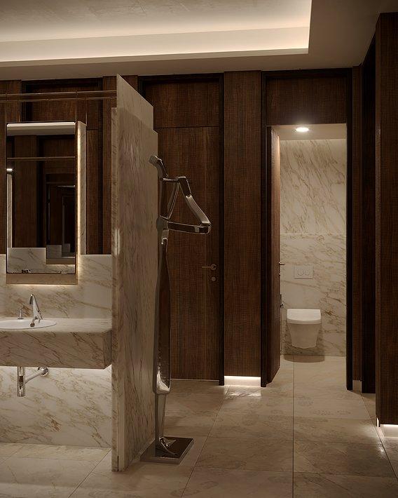 mall bath