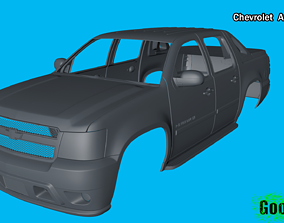 Chevrolet Avalanche 3D printable model