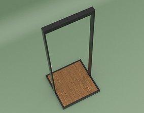 3D model Garden Shower