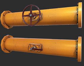 3D model Rusty Pipes PBR