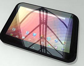 Nexus Tablet Google AAA 3D model game-ready