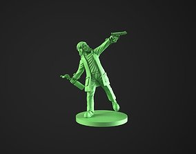 John Zombiecide 3D print model