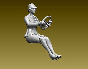 3D printable model driver