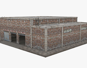 3D model Garage Building