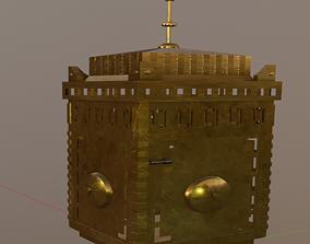 Ancient Lamp 3D