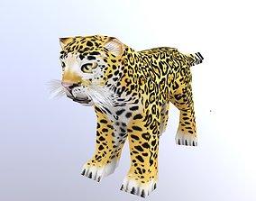 Jaguar 3D asset realtime