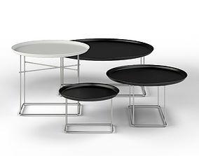 SMALL TABLES BB Italia Fat-Fat 3D model