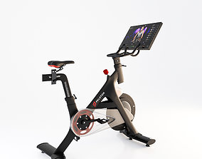 Peloton Indoor Exercise Bike 3D