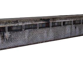 Factory Building 05 02 3D asset