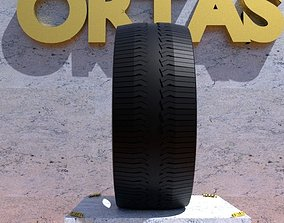 3d-print ORTAS TIRE NO 29 GAME READY AND 3D PRINTABLE