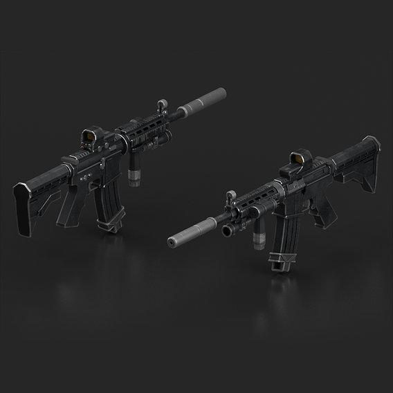 Guns Pack (Updated)