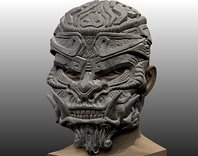 Monkey King Stone Mask 3D printable model