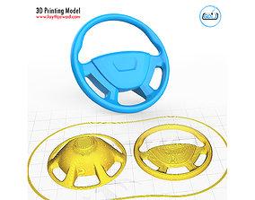 Steering Wheels 3D print model