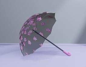 3D model Umbrella 2